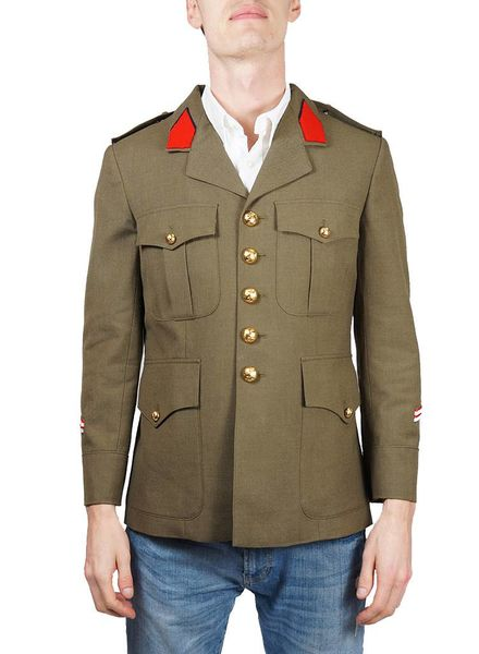 Vintage Jackets: Officer Jackets