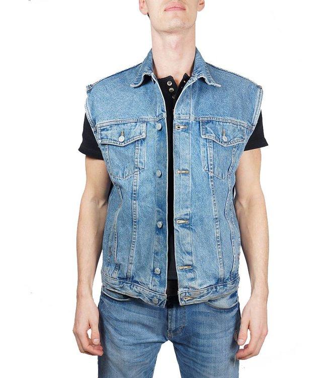 Vintage Jackets: Denim Vests