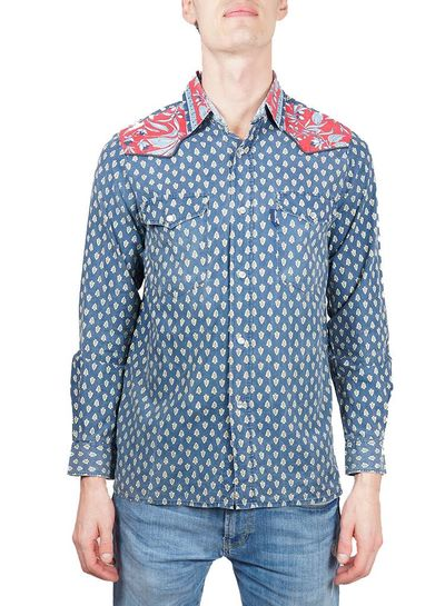Vintage Shirts: Western Shirts European