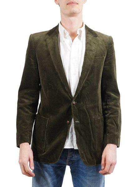 Vintage Jackets: Corduroy Jackets
