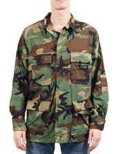 Vintage Jackets: Military Mix