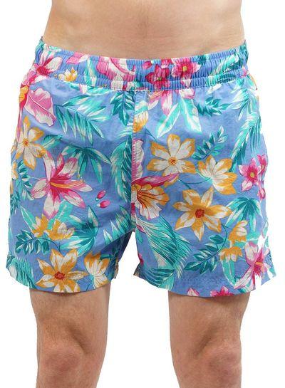 Zero's / Présent: Short Hawaïen