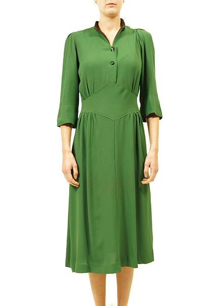 Vintage Dresses: 40's & 50's Dresses - 2nd Choice
