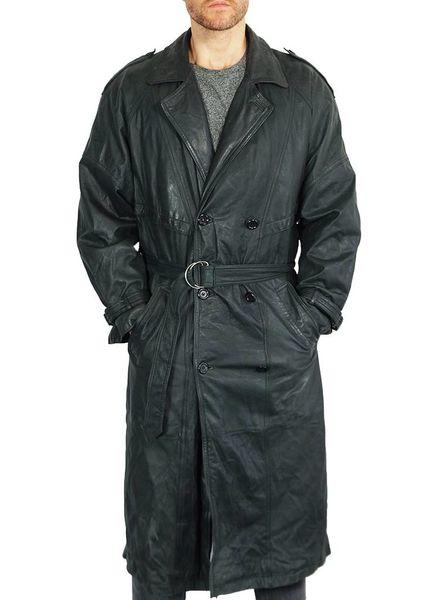 Vintage Coats: 70's Napa Leather Coats Men