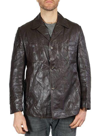 Vintage Jackets: 70's Napa Leather Jackets Men