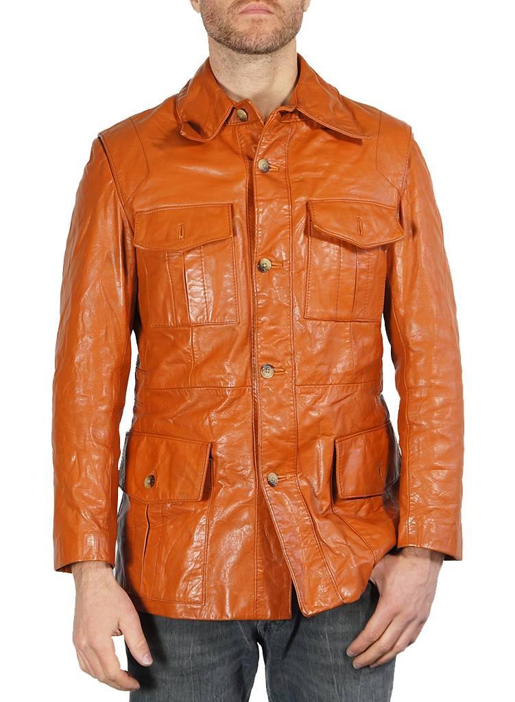 Vintage Jackets 70 S Napa Leather Jackets Men Rerags Vintage