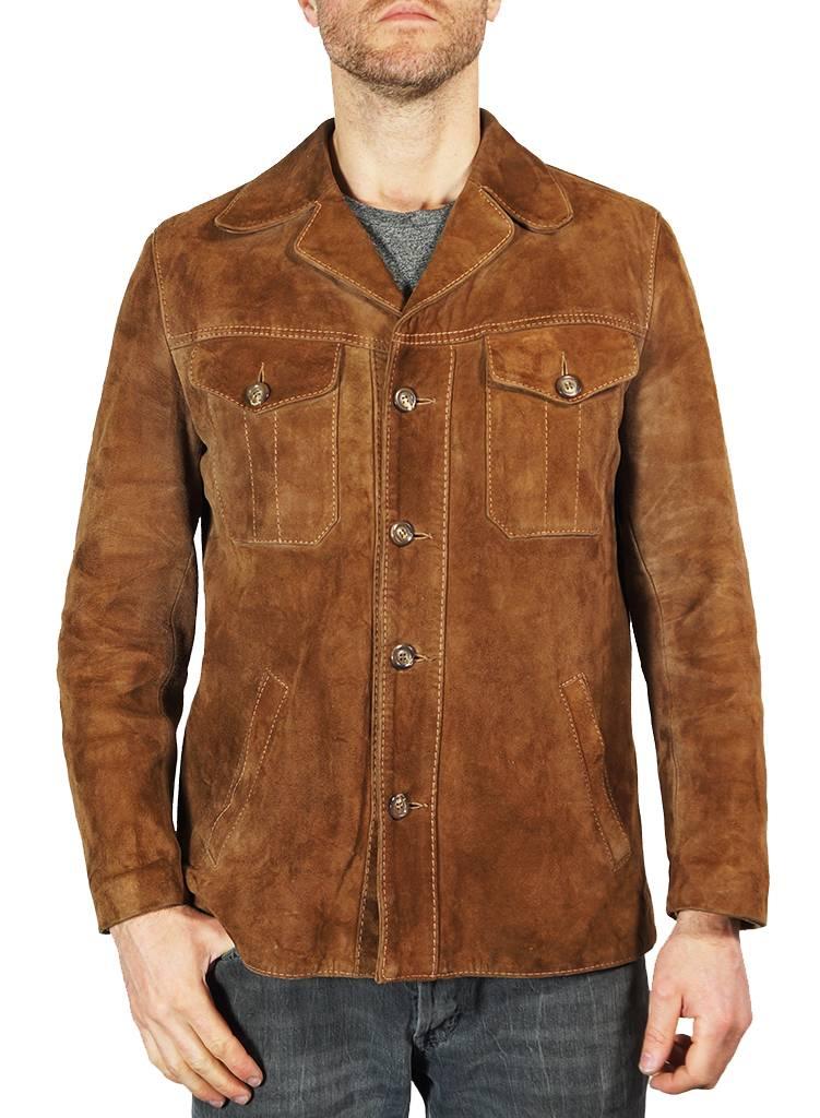 Vintage Jackets 70 S Suede Jackets Men Rerags Vintage