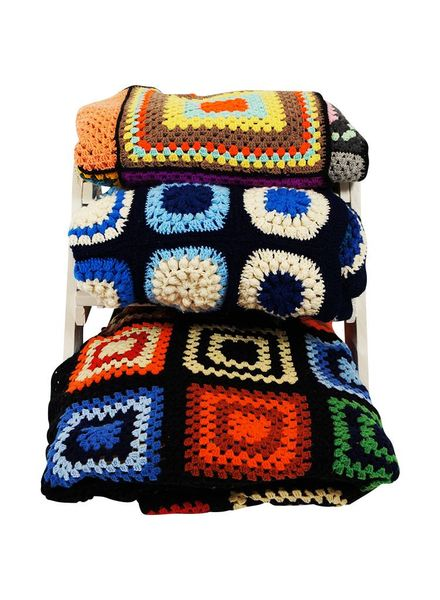 Vintage Blankets: Knitted Blankets
