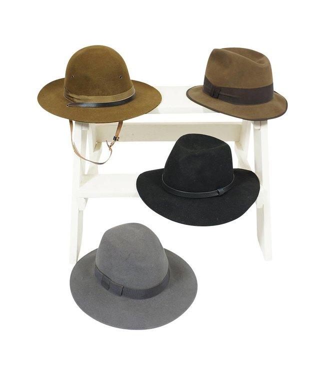 Vintage Hats: Fedora / Felt Hats Men