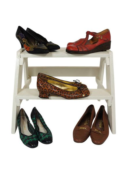 Vintage Shoes: Ladies Shoes Mix