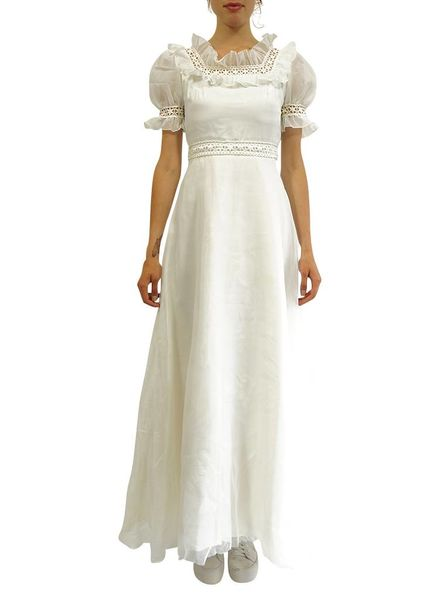Vintage Dresses: Wedding Dresses