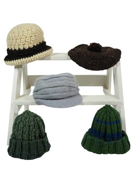 Vintage Hats: Wool Hats