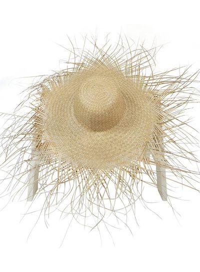 Vintage Hats: Straw Hats
