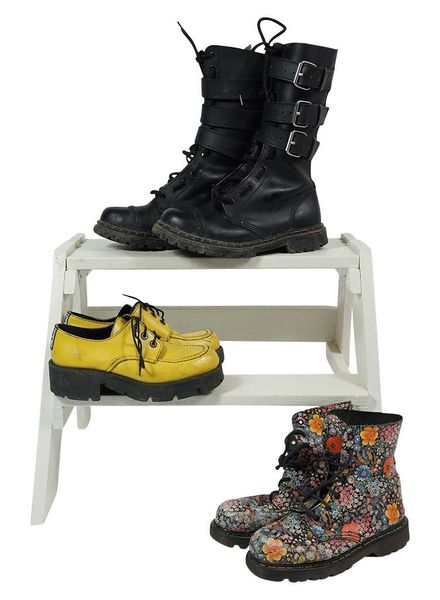 Chaussures Vintage: Look-a-Likes Dr. Martens