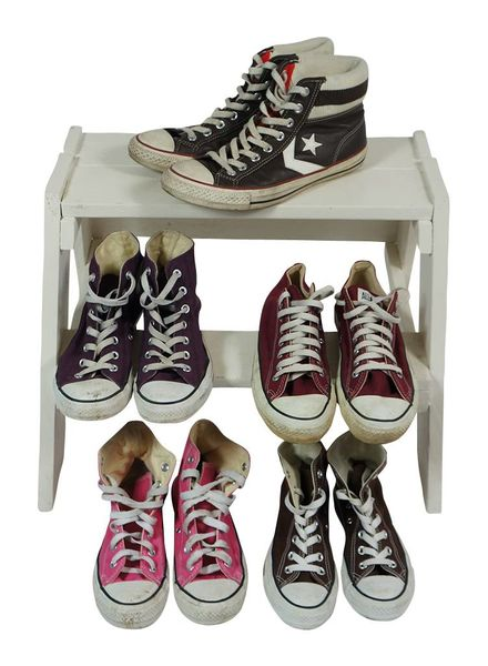 Vintage Shoes: Converse All-Stars