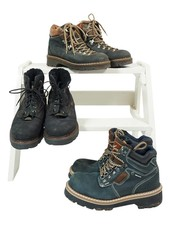 Vintage Shoes: Hiking & Mountain Boots
