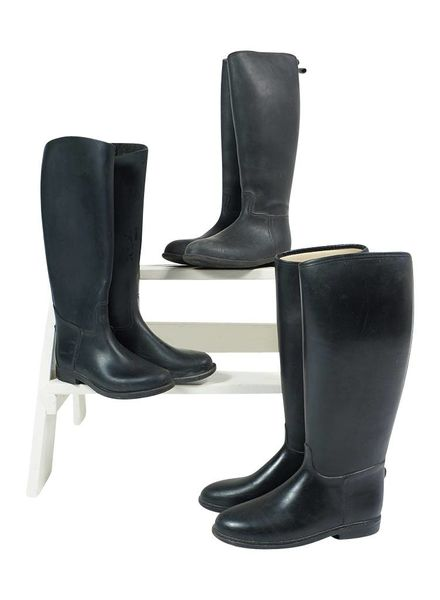 Vintage Shoes: Riding Boots