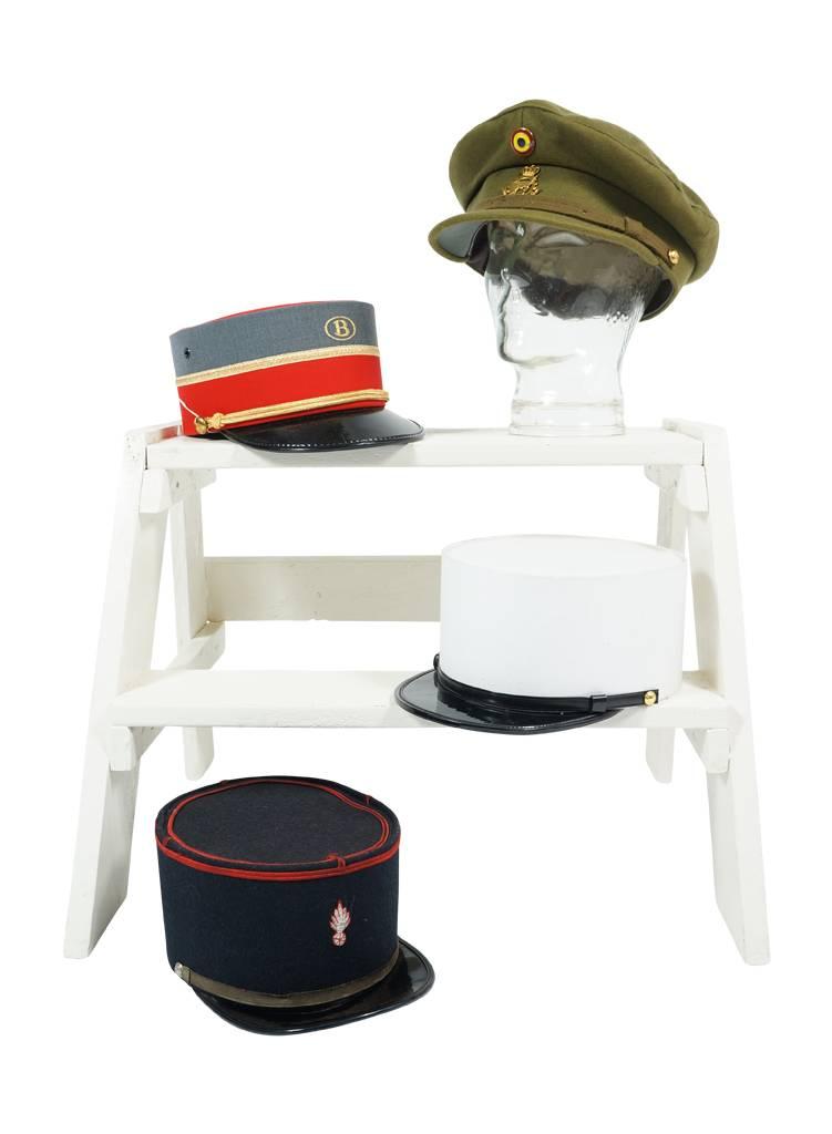 0e5c83a6d4269 Vintage Hats: Officer Hats - ReRags Vintage Clothing Wholesale