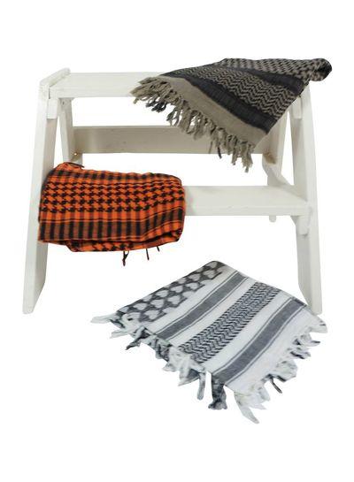 Vintage Scarves: Palestine Scarves