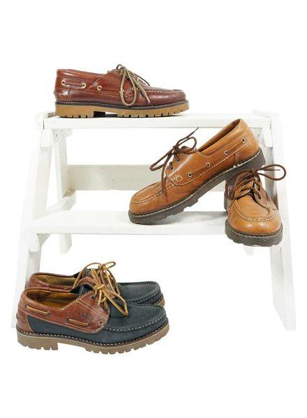 Chaussures Vintage: Chaussures Bateau
