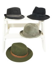 Vintage Hats: Fedora Hats Men - 2nd Choice