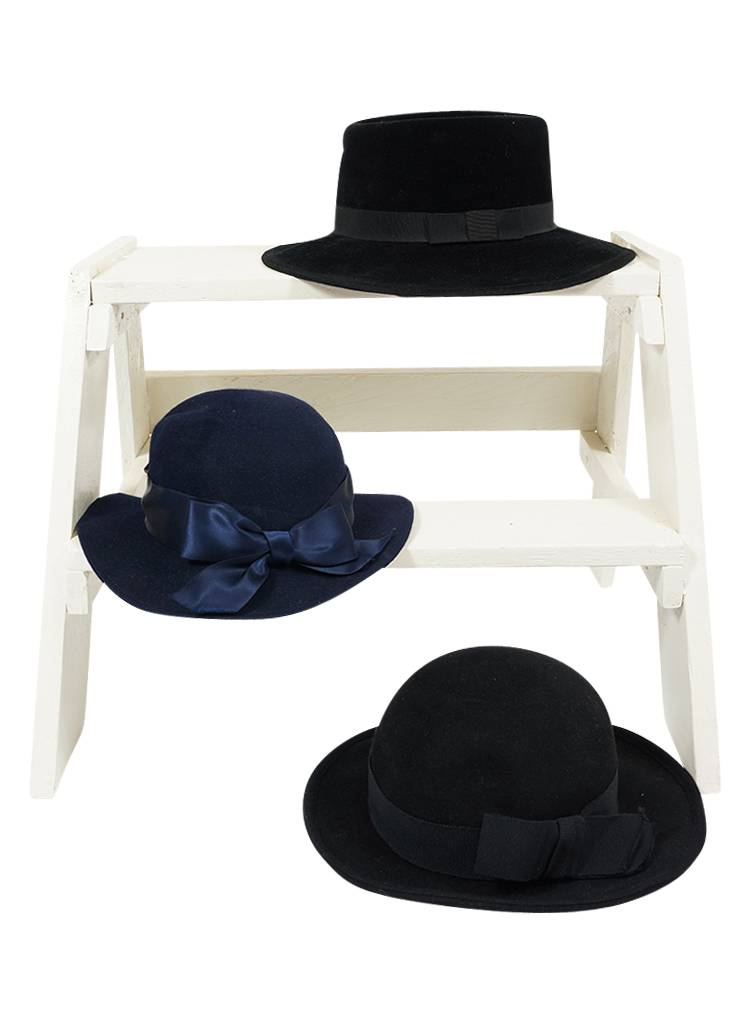 d771a81553ae8 Vintage Hats: Fedora Hats Ladies - 2nd Choice - ReRags Vintage ...