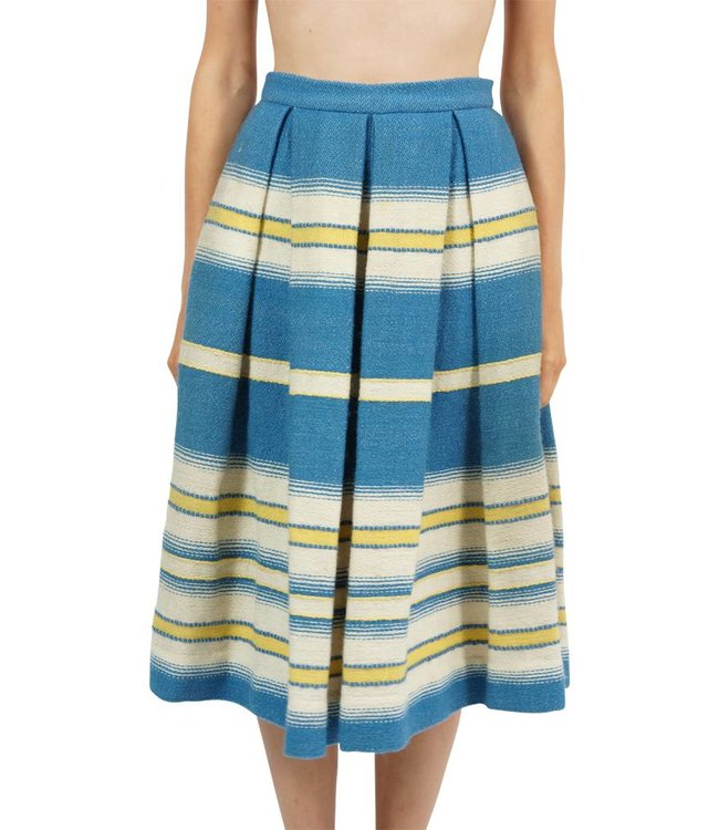 Vintage Skirts: Pleated Skirts Winter