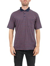 Vintage Shirts: Striped Polo Shirts