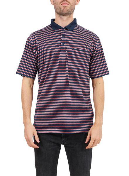 Chemises Vintage: Polos à Rayures