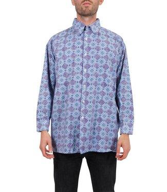 Chemises Vintage: Chemises Imprimées 70's