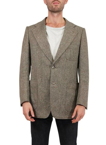 Vintage Jackets: Harris Tweed Jackets