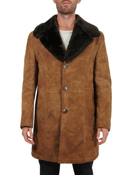 Vintage Coats: 70's Sheepskin Coats Men