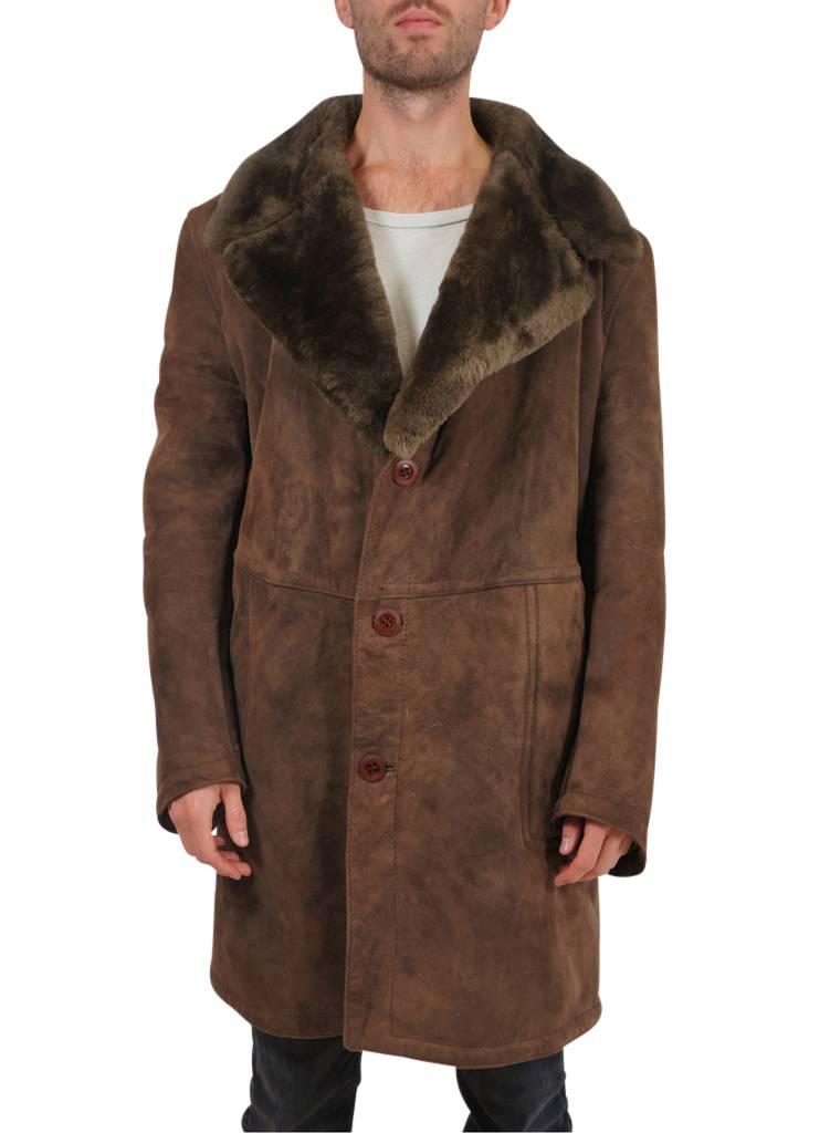 Mens Sheepskin Coat >> Vintage Coats 70 S Sheepskin Coats Men