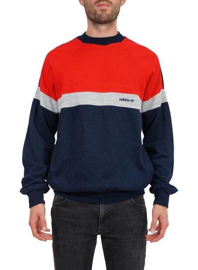 Tenues de Sport Vintage: Sweatshirts Designer - Deuxième Qualité