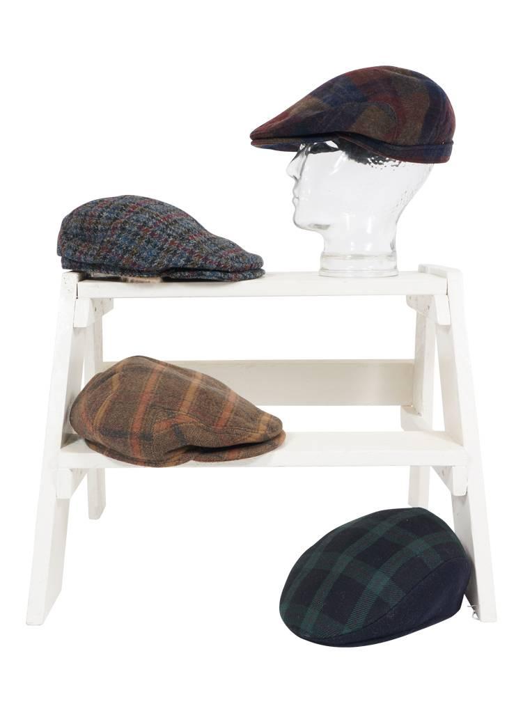 35385778b96dd Vintage Hats: Flat Caps - ReRags Vintage Clothing Wholesale