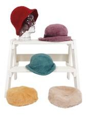 Chapeaux Vintage: Chapeaux Angora