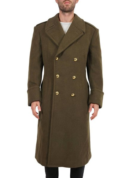 Vintage Coats: 70's Men Wool Coats