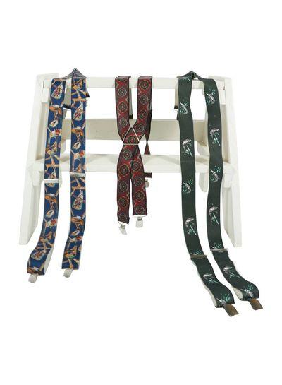 Vintage Accessories: Braces