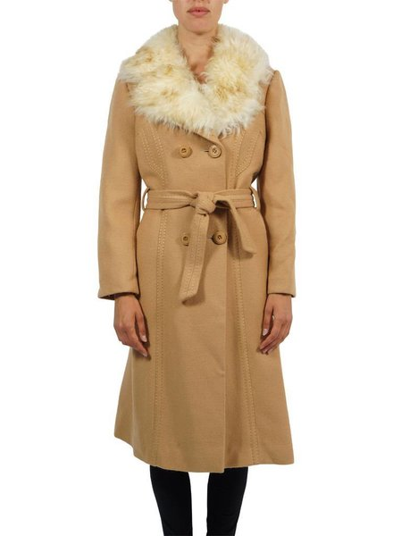 Vintage Clothing: Ladies Winter Coat Mix - 2nd Choice