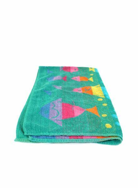 Vintage Accessories: Vintage Towels