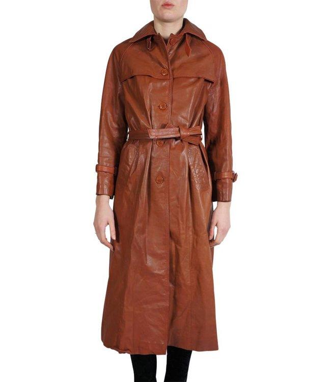 Vintage Coats: 70's Nappa Leather Coats Ladies