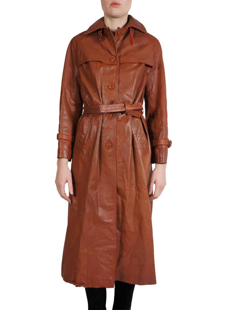 Vintage Coats: 70's Napa Leather Coats Ladies - ReRags Vintage ...