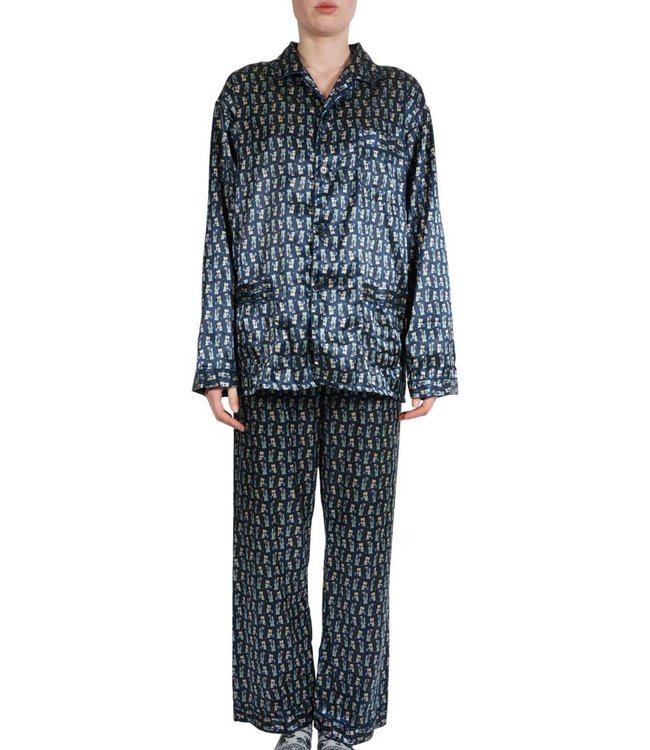 Vintage Sets & Suits: Pajamas Lady