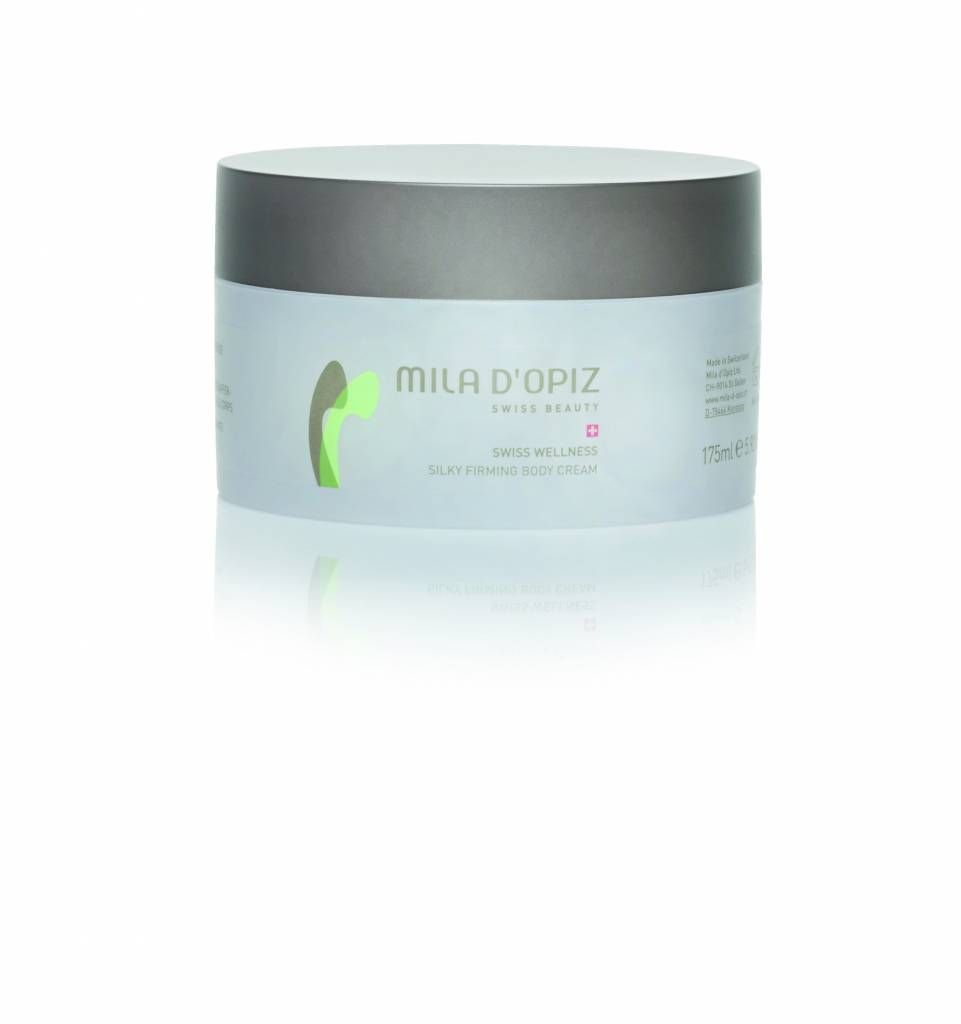 Mila d'Opiz Mila D'Opiz Swiss Wellness Silky Firming Body Cream