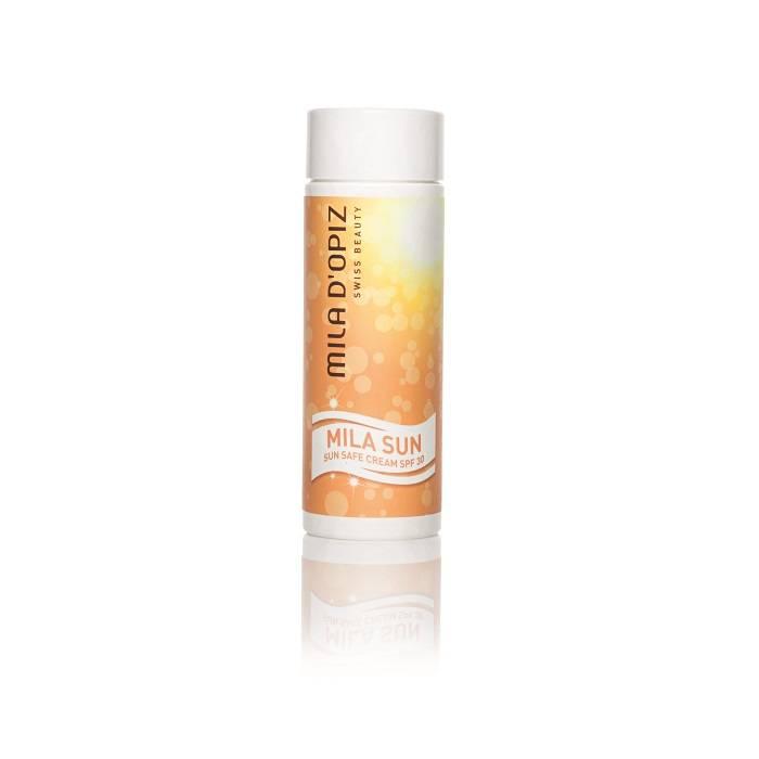 Mila d'Opiz Mila D'Opiz Mila Sun Safe Cream SPF30, sonnenschutz creme spf30, crème solaire protectrice spf30