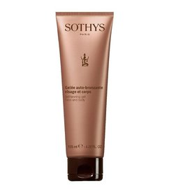Sothys Sothys Gelée Auto Bronzante Visage et Corps Self tanning gel face and body
