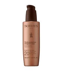 Sothys online webshop Sothys Fluide Protecteur Visage et Corps SPF20