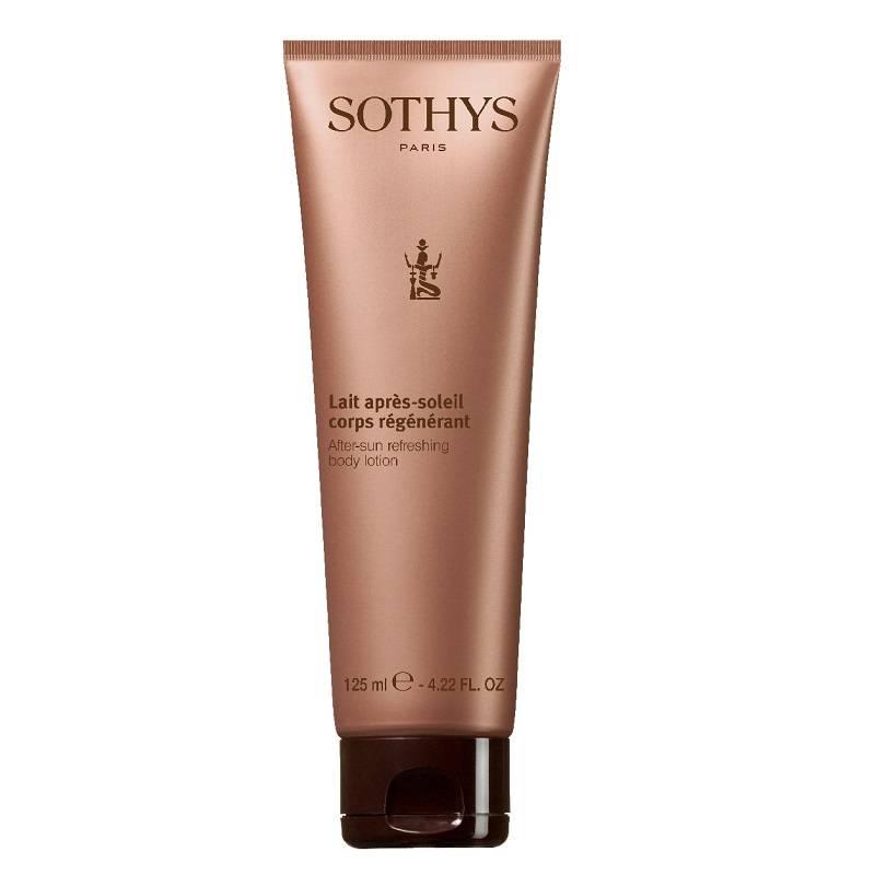 Sothys Sothys Lait Après Soleil Corps Régénerant After-sun refreshing body lotion