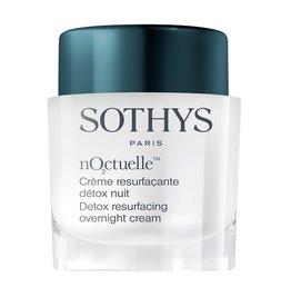 Sothys Sothys nOctuelle, crème resurfacant détox nuit,detox overnight cream 50ml