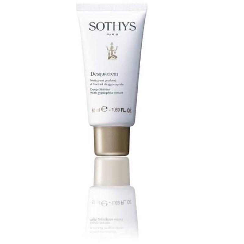 Sothys Sothys Desquacrem nettoyant profond, deep skin cleansing
